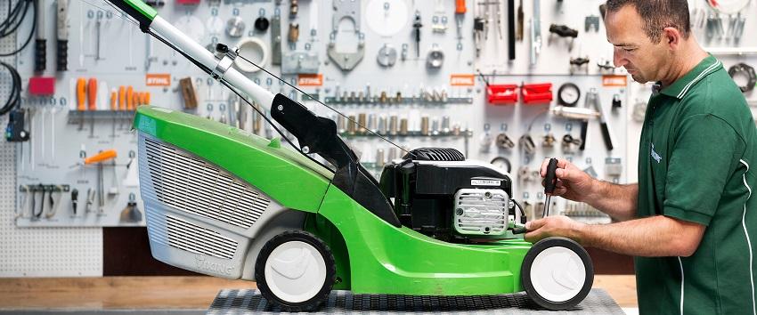 Etwas Neues genug Rasenmäher-Inspektion: Reinigung, Wartung, Reparatur · - Jetzt &NI_73