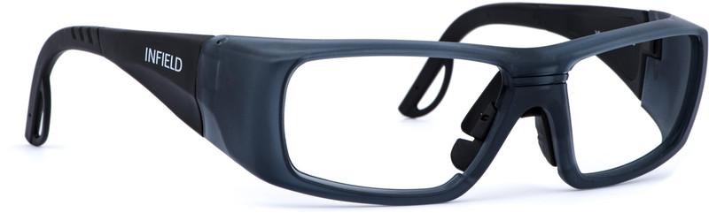 schutzbrille infield vision11 schwarz mit vorgefertigter sehst rke jetzt kaufen im layer. Black Bedroom Furniture Sets. Home Design Ideas