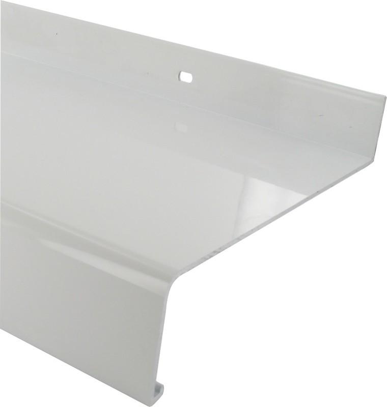 Alu-Fensterbänke RAL9016 weiß lackiert · Jetzt kaufen im LAYER ...