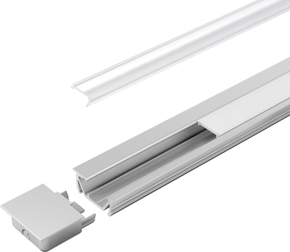 Alu Einfräsprofil Halemeier Channelline G2 Für Led Lichtbänder