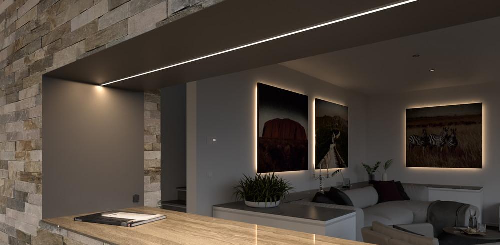 Led Lichtband Halemeier Flexibel Versa Inside 90 Max 36w 5000 Mm