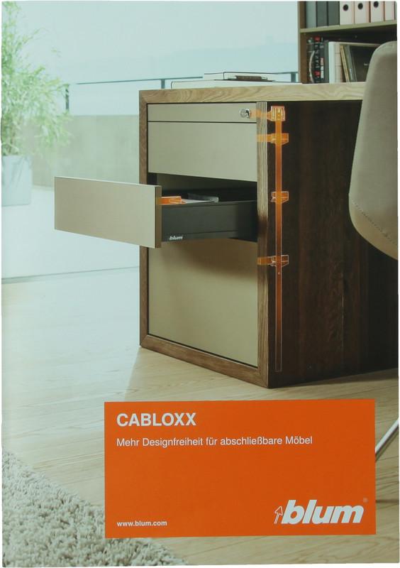 katalog blum cabloxx m bel jetzt kaufen im layer onlineshop. Black Bedroom Furniture Sets. Home Design Ideas