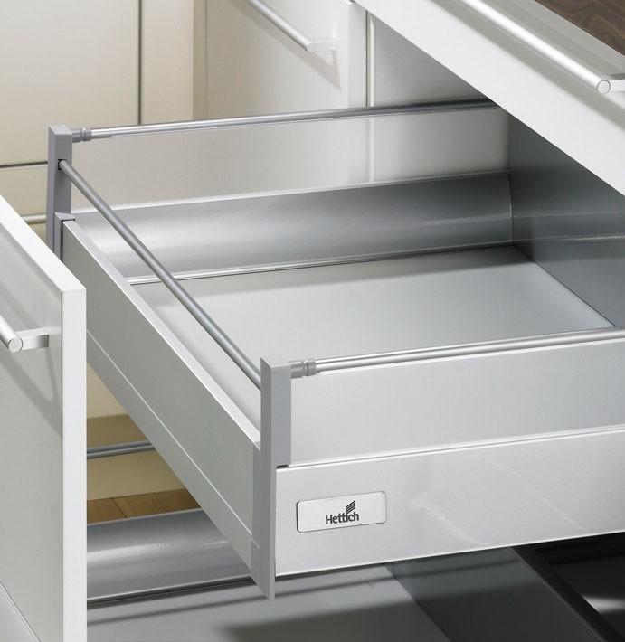 innenauszug hettich innotech advanced mit reling 144 mm h he set jetzt kaufen im layer onlineshop. Black Bedroom Furniture Sets. Home Design Ideas