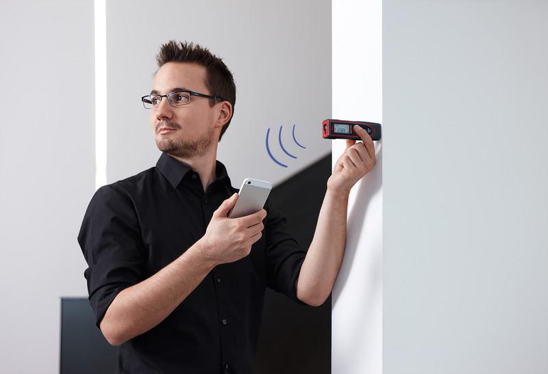 Laser Entfernungsmesser Mit Bluetooth : Bosch glm c test des entfernungsmessers für aussen dank kamera