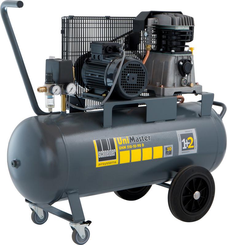 kompressor schneider unimaster unm 510 10 90 d 10 bar 390. Black Bedroom Furniture Sets. Home Design Ideas
