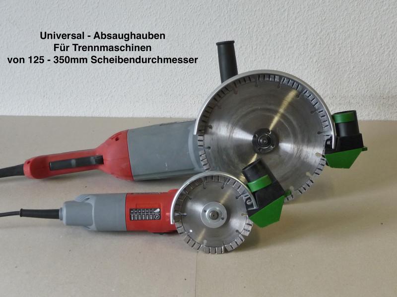 Absaughaube Winkelschleifer Bosch Absaughaube Winkelschleifer Absaugung Flex Ab